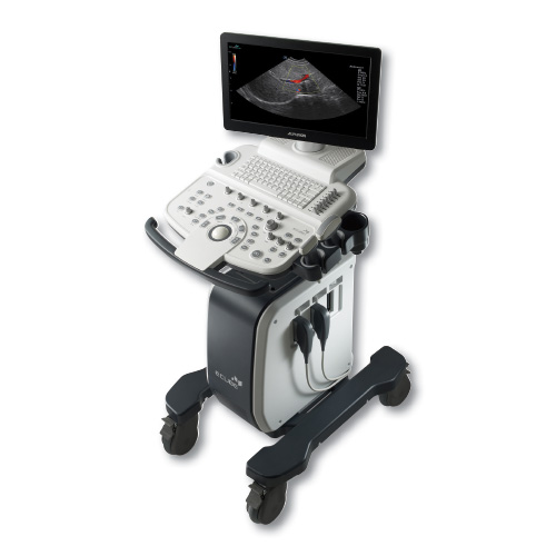 E-CUBE 5 Vet - veterinary ultrasound imaging